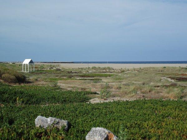 Me voici en vacance à port leucate... Avec un soleil qui était timide la semaine passé mais qui cette semaine sait ce faire sentir lol