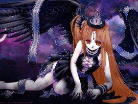 castiela ange noir
