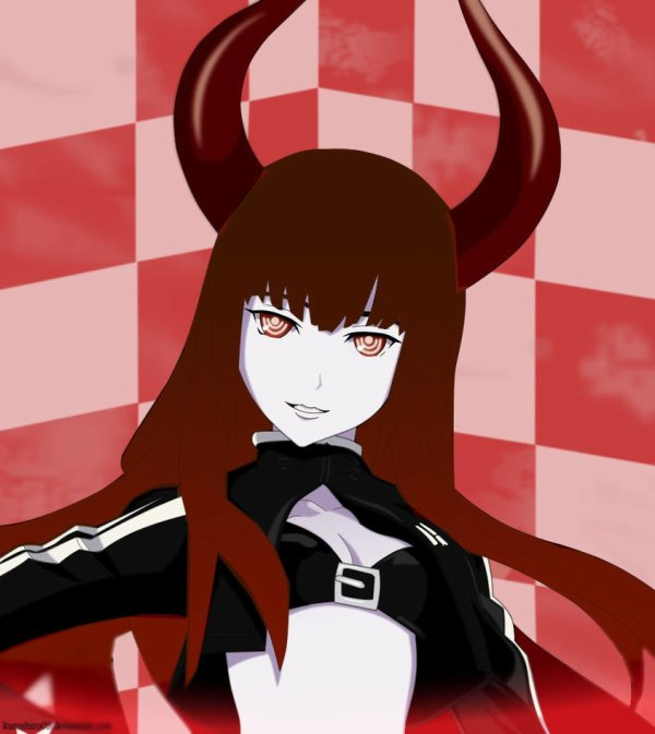 castiela: Black rock shooter