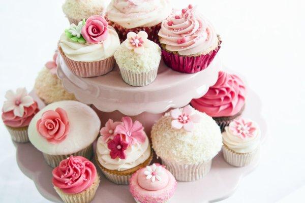 Hors sujet énorme: recette de Cupcake