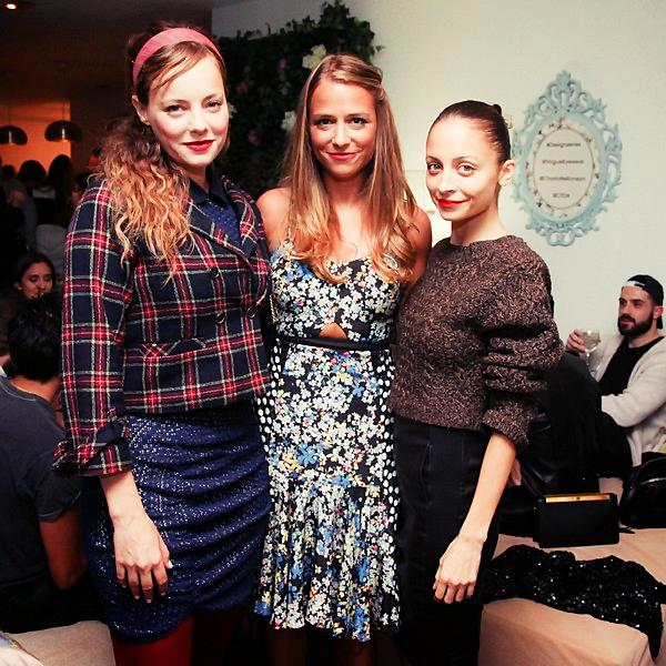 *  ● SPOTTED : Charlotte Ronson's Vogue Eyewear Launch Party● *  Mardi 14 Janvier 2014: Nicole a assisté à la soirée de lancement de lunettes de soleil de Charlotte Ronson.*
