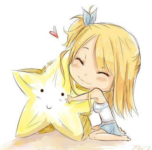 Lucy-san !!