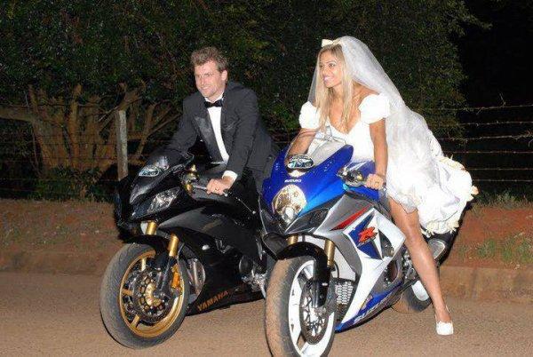 Mariage dans le monde le plus beau