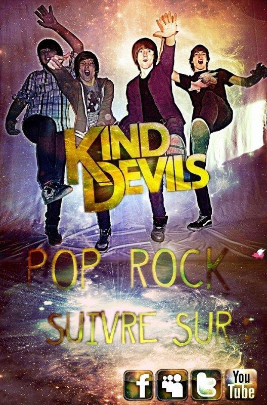 Kind Devils is BAAAAAAAAAAAAAAAAAAAAAAAAAAAACK