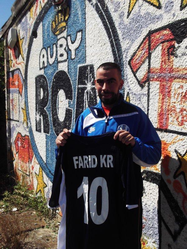 Farid Kada Rabah signe a Auby
