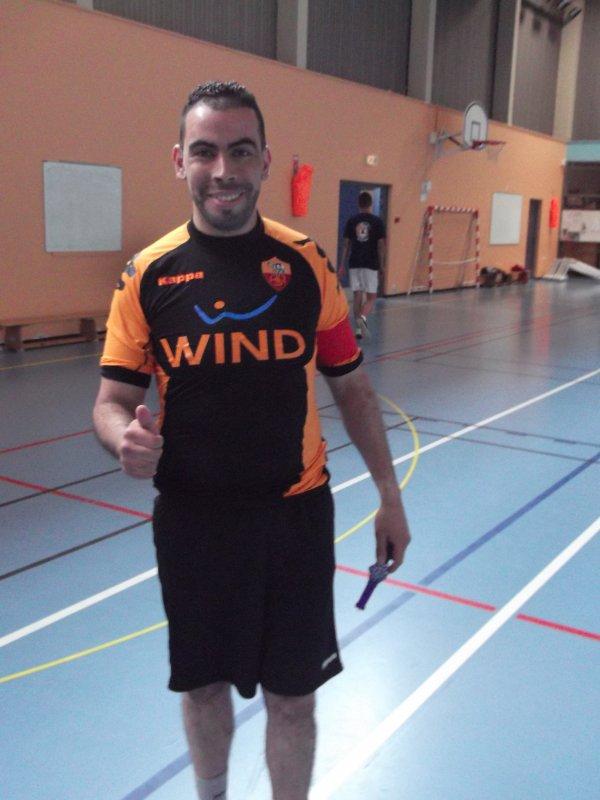 Farid Kada Rabah signe en futsal!!