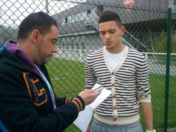 Farid Kada Rabah en interview!!