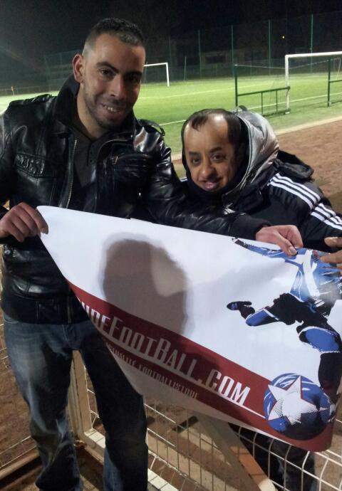 Farid Kada Rabah et Bouder