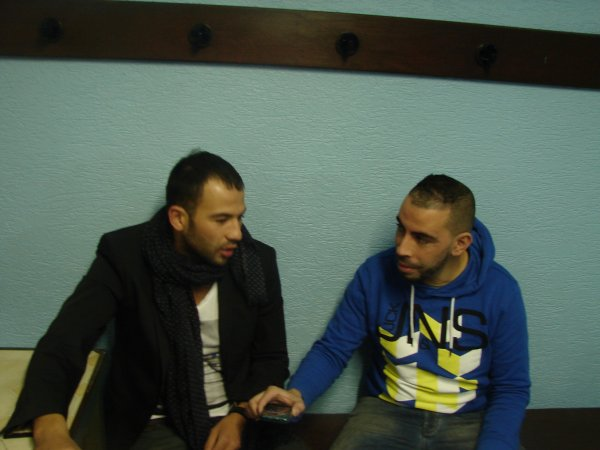 Farid Kada Rabah interview