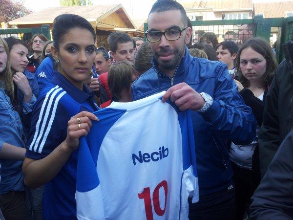 Farid Kada Rabah à Arras