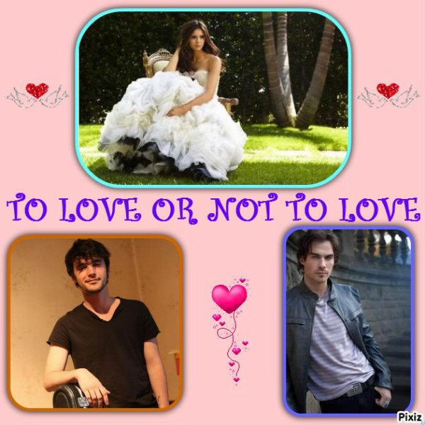 To Love Or Not To Love