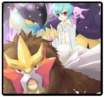 La déesse Humaine des pokemon
