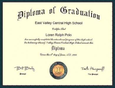 Fake Diploma | Buy Online College Degree