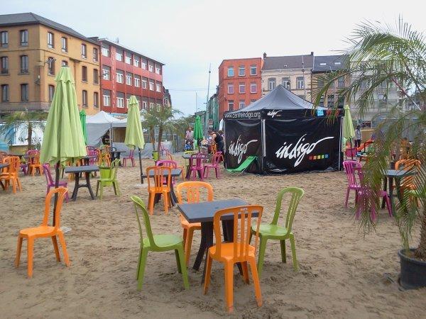La Louvière-plage 2013