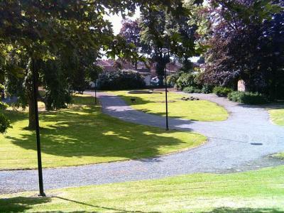 Le parc Gilson