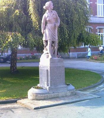 Monument Marguerite BERVOETS