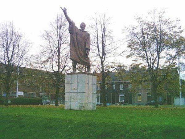 Le monument de l'Appel.