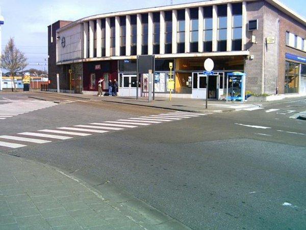 Gare de La Louvière centre