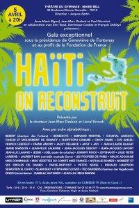 SPECTACLE HAITI