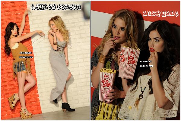 ..RUBRIQUE : Photoshoots récents  ..  ❀ _ Vos avis sur ces différents photoshoots ? Quelles sont vos photos préférées ?  Aimez-vous plus celui de Katy Perry, de Jessica Alba ou d'Ashley Beson & Lucy Hale ?   _ ❀ ..