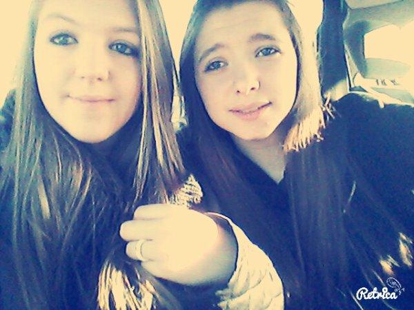 ma soeur la mienne 😍❤💖💘