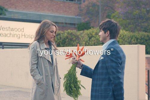 - Aimer, ce n'est pas renoncer à sa liberté, c'est lui donner un sens. - Retiens bien ça.
