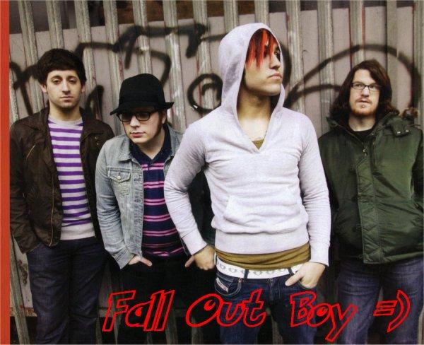 Fall Out Boy et Pete Wentz