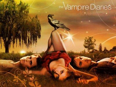 photo de vampire diaries