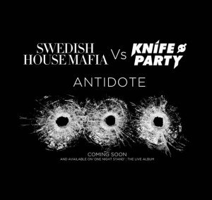 Swedish House Mafia Vs Knife Party-Antidote (Radio Edit) (2011)