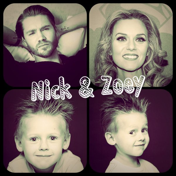 Nick And Zoey.