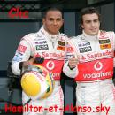 Photo de Hamilton-et-Alonso