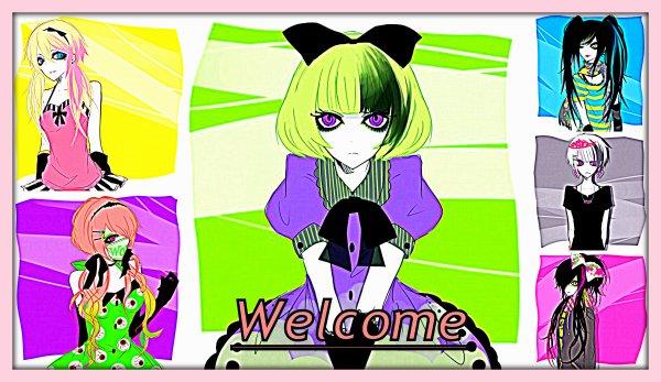 Welcome little panda ! ლ(´ڡ`ლ) ♥