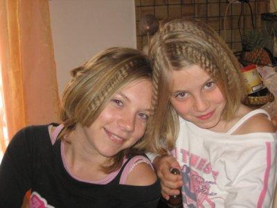 mes 2 soeurs