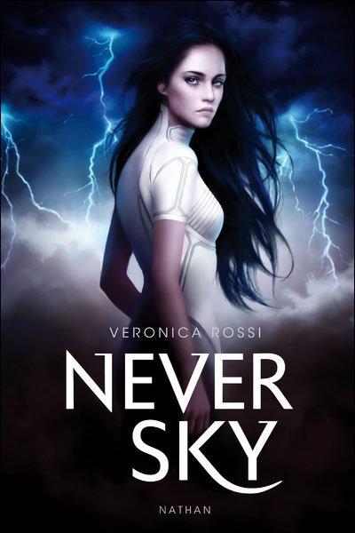 Nouveauté : Never Sky by Veronica Rossi