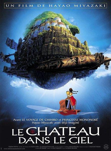 Vision Commune : Le Château dans le Ciel