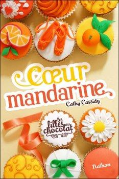 Coeur Mandarine by Cathy Cassidy