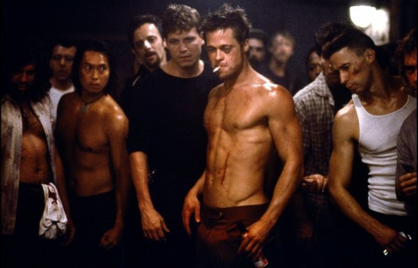 Vision Commune : Fight Club