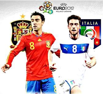 Espagne vs Italie