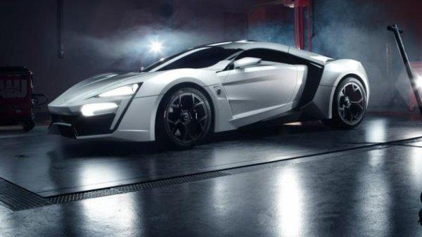 La voiture la plus cher du MONDE (Lykan)
