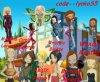 Les lyoko-girls ( ça fait partie de ma fic)