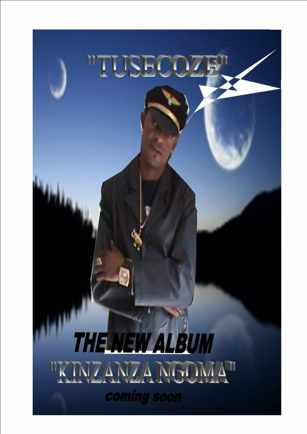 '' the new album Kinzanza ngoma coming soon''Guday... All