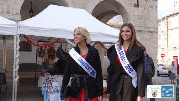 Marché de Noël - Bessan (2)