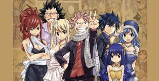 Fairy tail fanfiction