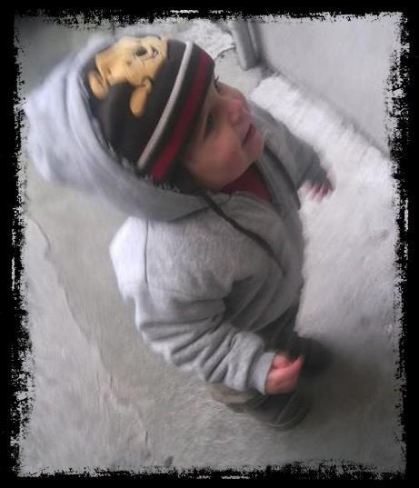 Mon fils , ma vie , Dimitri <3