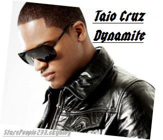 Dynamite (Taio Cruz/2010/Rokstarr):Traduction des paroles
