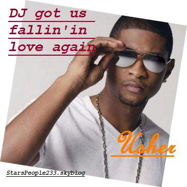DJ got us fallin'in love (Usher/2010/Versus) Traduction des paroles