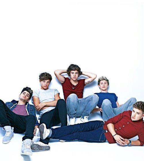 Les boys!!