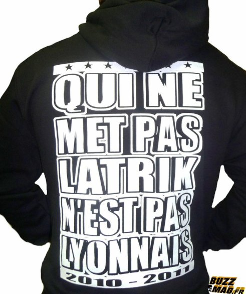 Nouvelle collection 69 LA TRIK