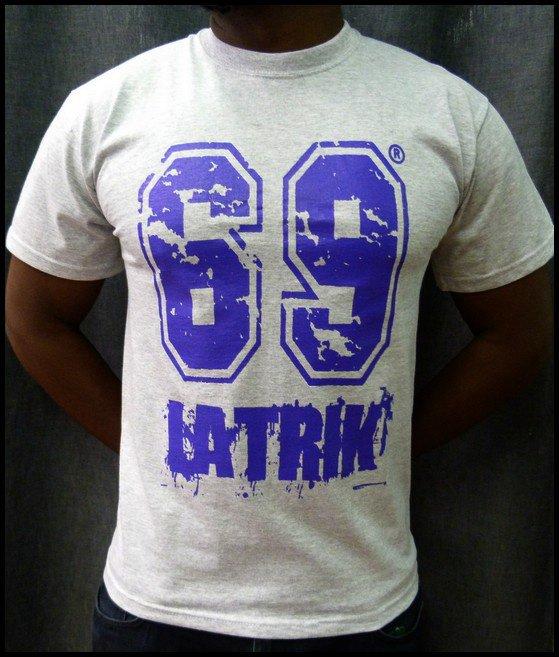 TSHIRT 69 LATRIK