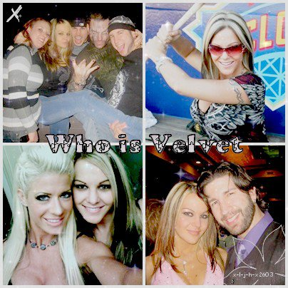 *~Crazy Velvet~*  ARTICLE 3 : Who is Velvet sur x-love-jeff-hardy-x2603